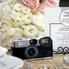 fotoaparaty pre hosti, vintage style