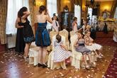 Svadobná hra pre deti