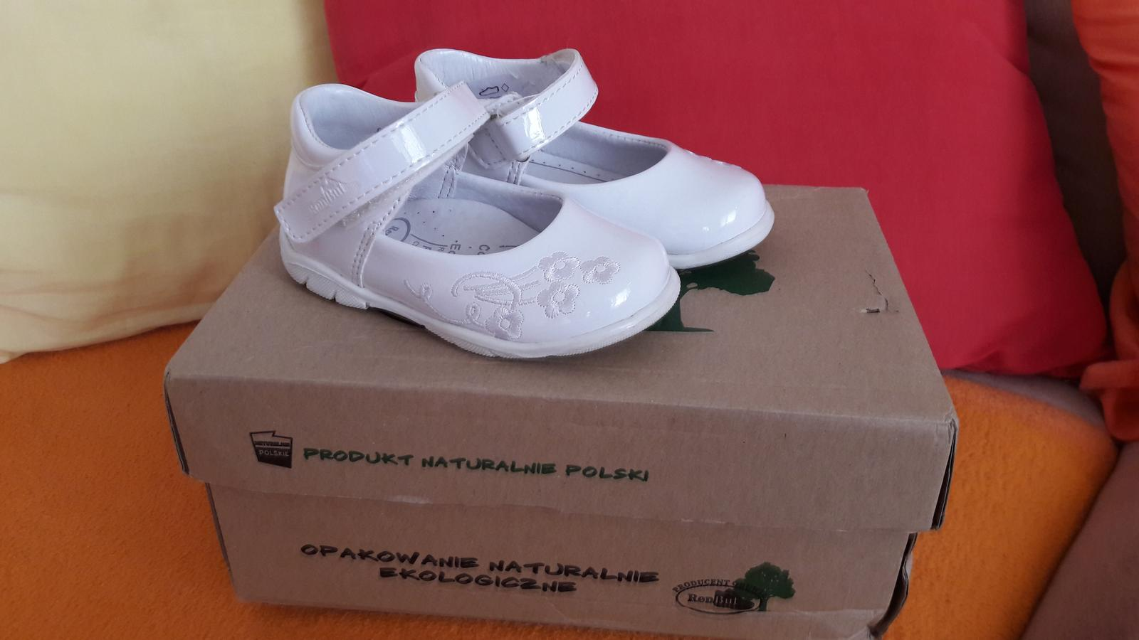 Slávnostné topánočky - Obrázok č. 1