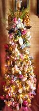 Zimu a sneh máme, tak si urobme veľkonočný stromček... a darčeky donesú kupači :-)
