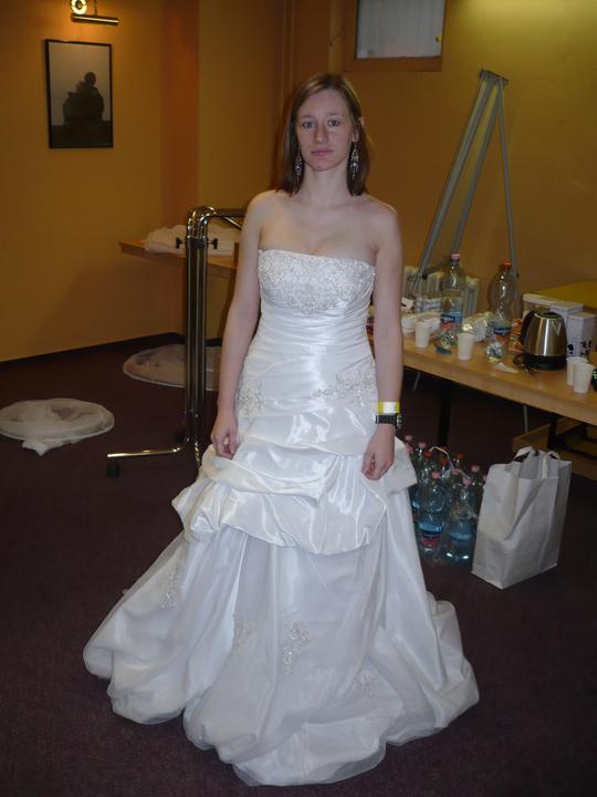 Moje představa - Svatba na nečisto 9.2.2013 v Přerově