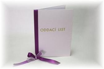 takovéto jednoduché bych chtěla mít ... i svatební album a knihu hostů
