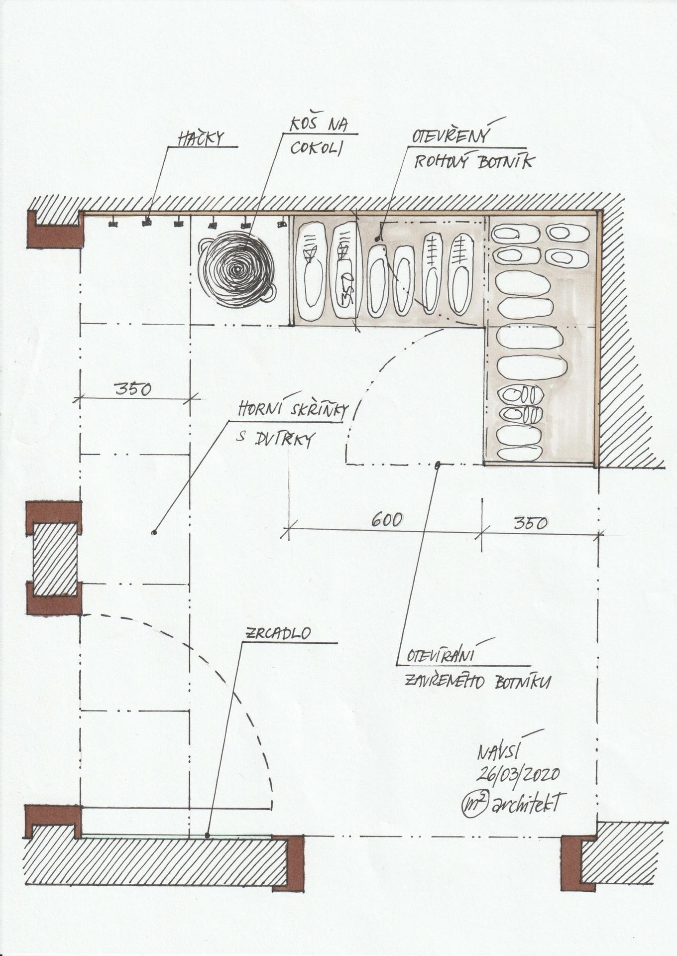 Promena maleho zádveří - Obrázek č. 2