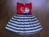šaty so Snehulienkou, 98