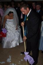 ...šikovnosť ženícha...