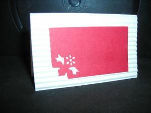 kartičky na zasedák