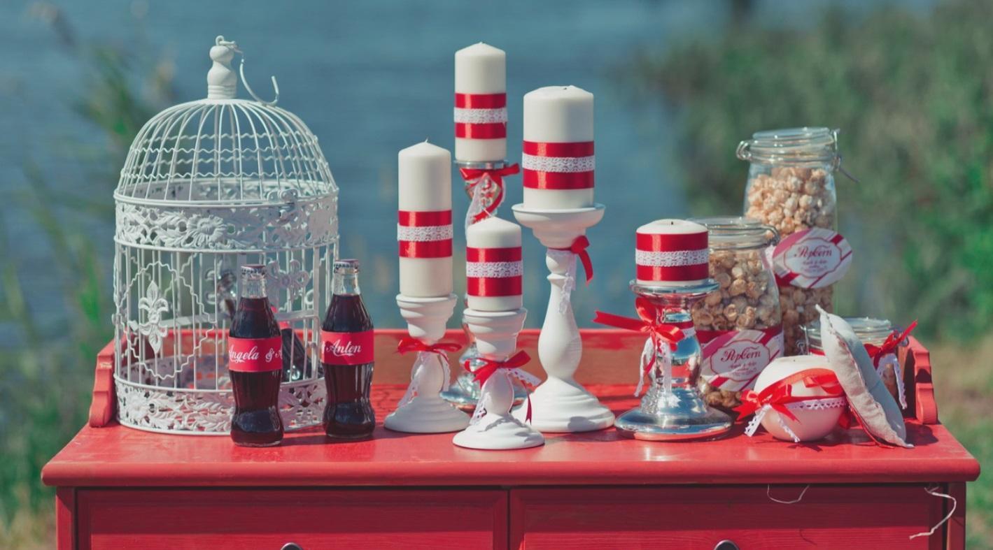 Svatba s chutí coca coly - Obrázek č. 44