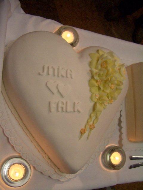 Jitka{{_AND_}}Falk - nasa druha torticka