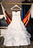 Luxusní svatební šaty , 34