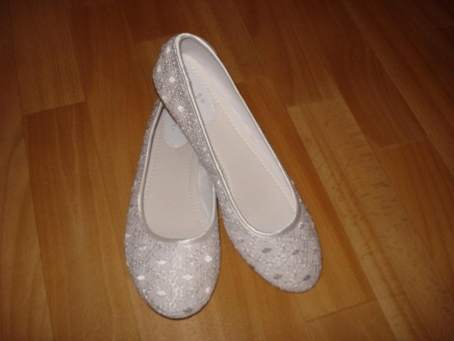Janka a Janko..  uz sa to blizi  :)) - balerinky na prezutie ked ma budu boliet nozky :)
