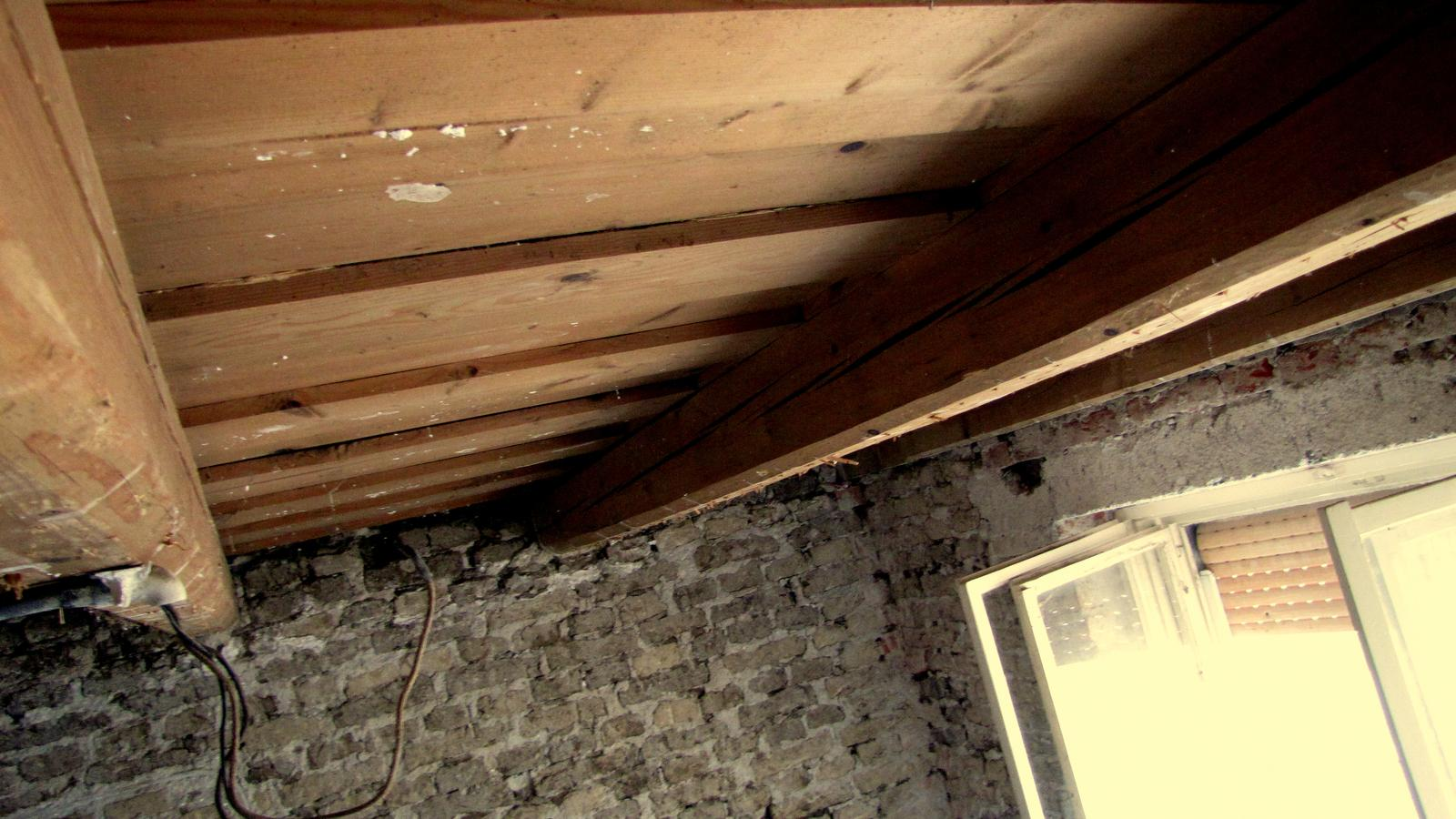 Rekonštrukcia starého domčeka - Obrázok č. 46