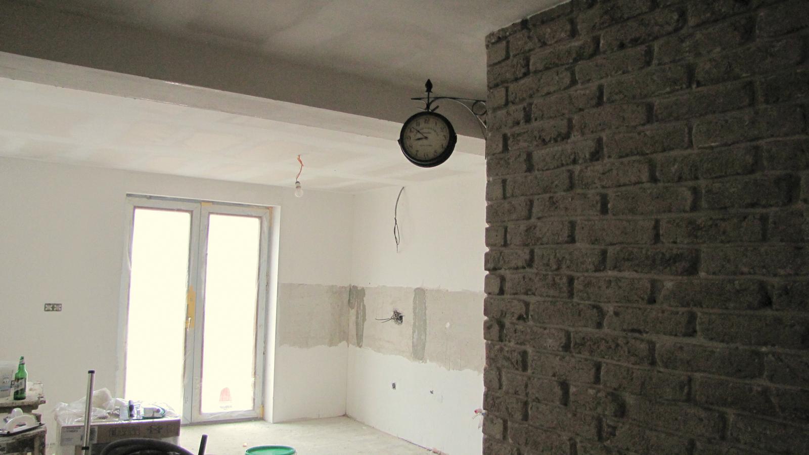 Rekonštrukcia starého domčeka - Moje nové budíky.