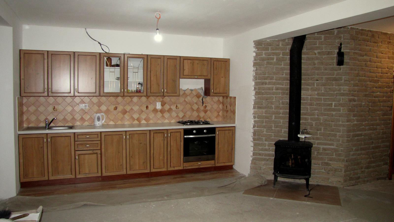 Rekonštrukcia starého domčeka - Obrázok č. 90
