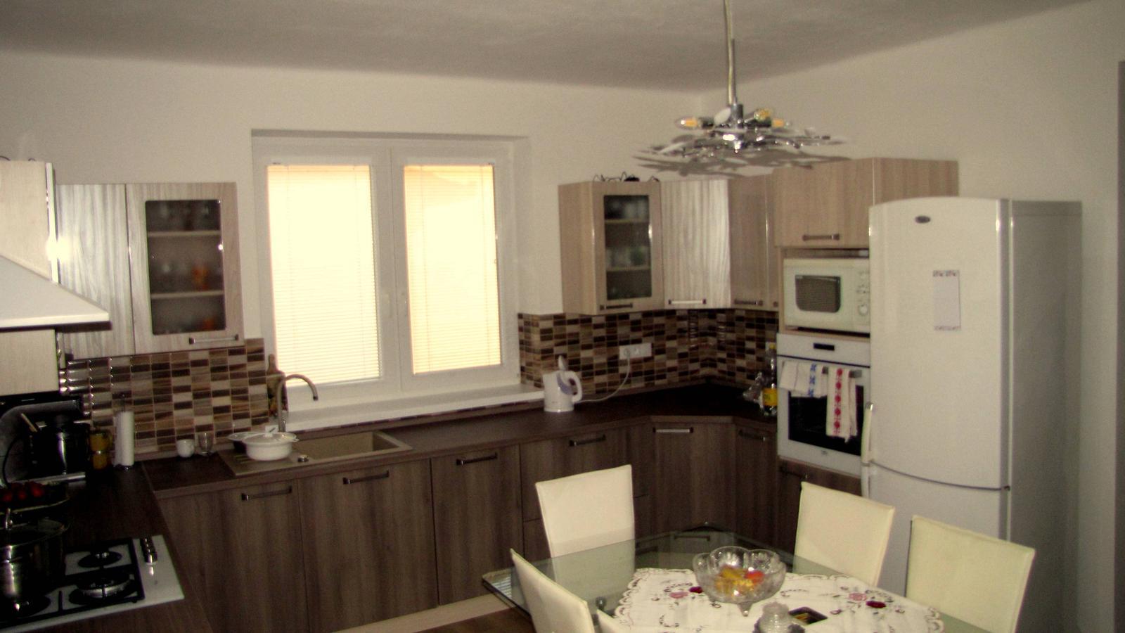 Ratnovce - Kuchyňa.
