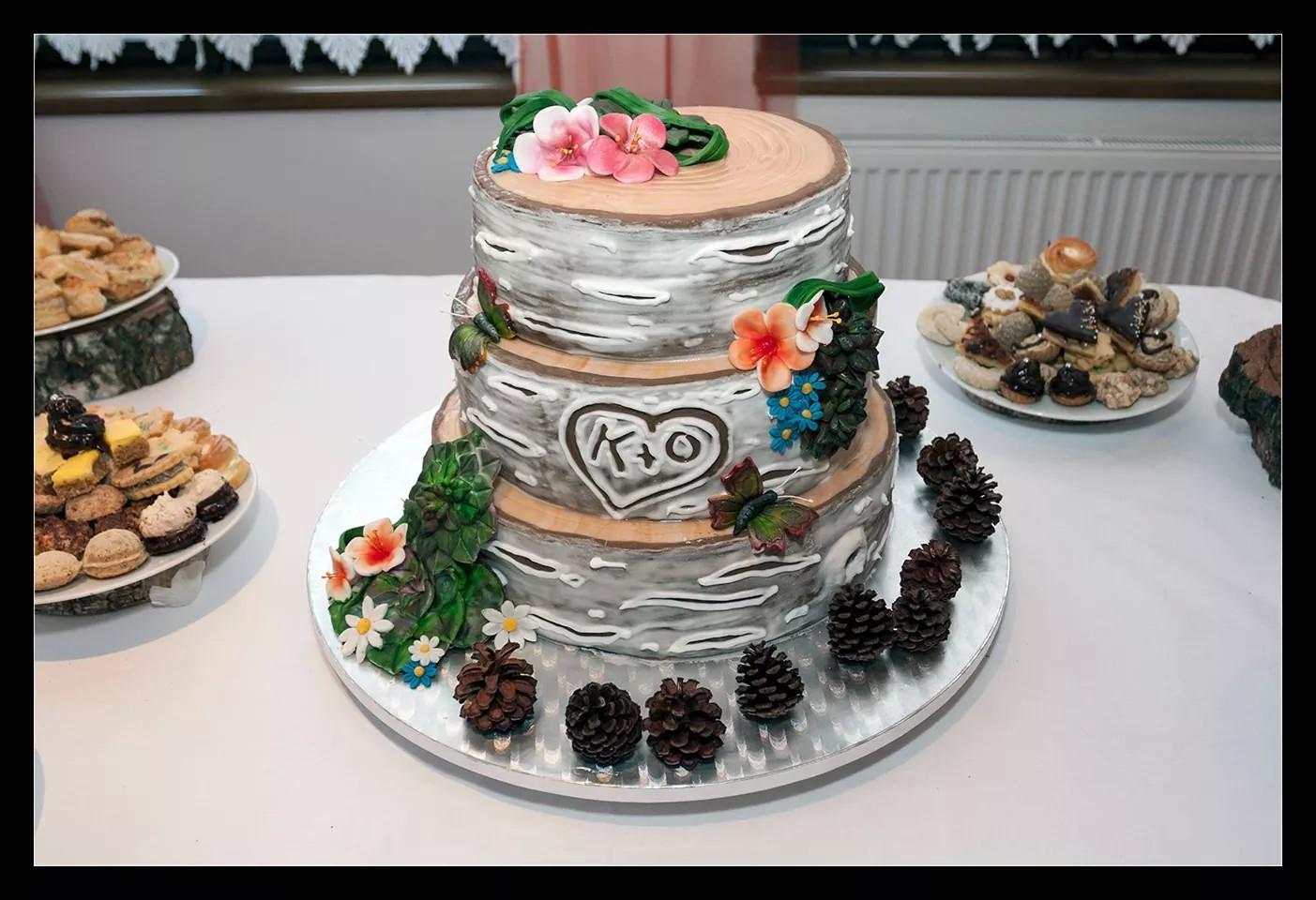 Náš dortík :) - Obrázek č. 1