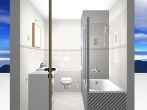 musím mít vanu..kde bych koupala vnoučata? :-)