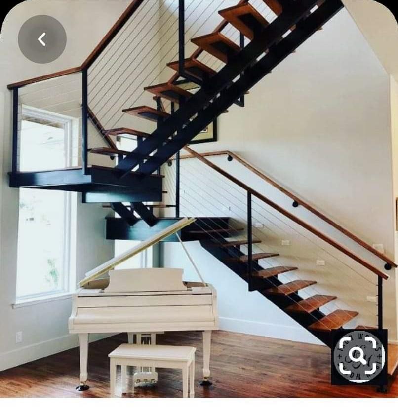 Prosím poradte firmu, ktorá vyrába takéto schody. Ďakujem - Obrázok č. 1