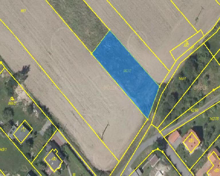 Prodej pozemku - okr. Ostrava - Obrázek č. 1