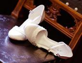 svadobné topánky MELISSA, 37