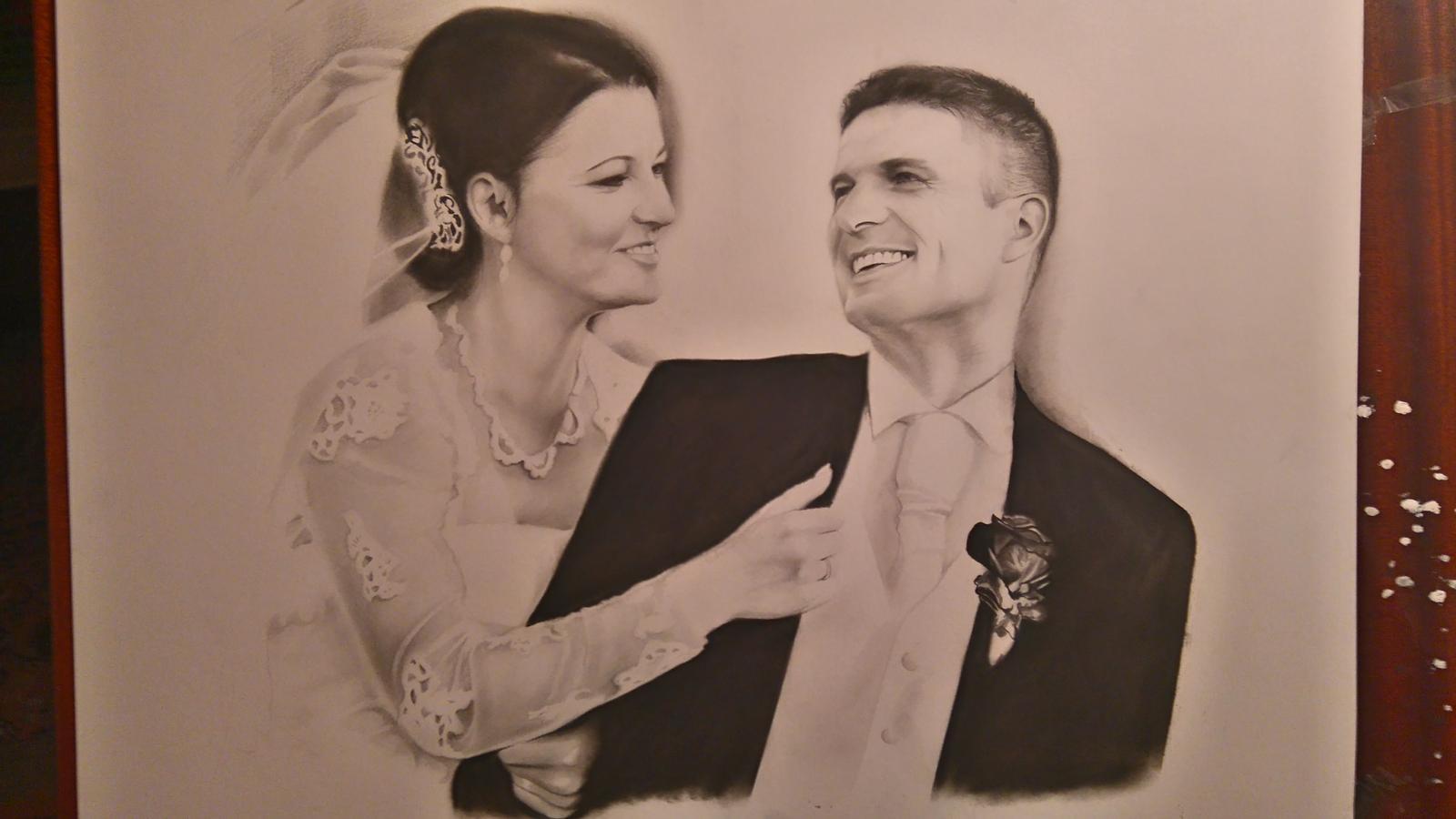Páči sa vám môj svadobný vytvor?:) - Obrázok č. 1