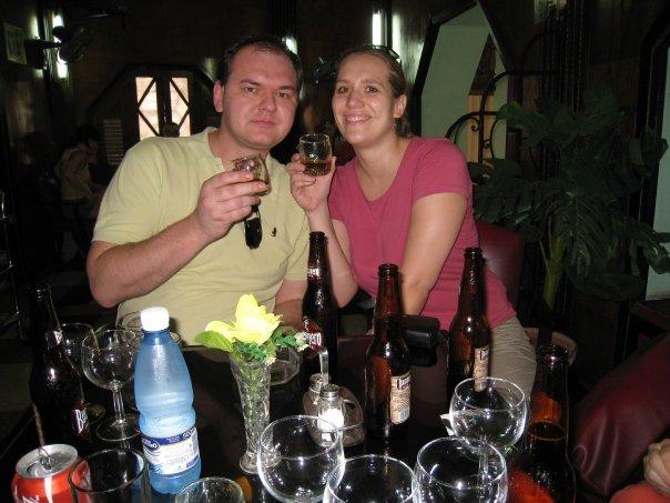 Magdalena{{_AND_}}Michal - zo svadobnej cesty na Kube