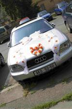 moje auti:-)