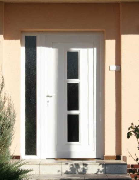 vchodove_dvere_gavaplast - Plastová dverná výplň GAVA 161