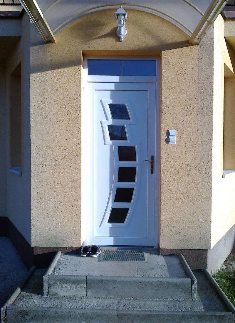 vchodove_dvere_gavaplast - GAVA 292-plastová dverná výplň