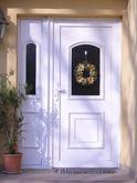 GAVA 012+012/2-plastová dveřní výplní
