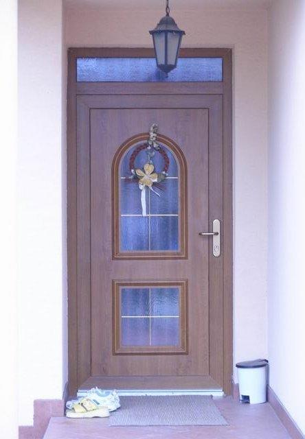 vchodove_dvere_gavaplast - GAVA 025- plastová dveřní výplní