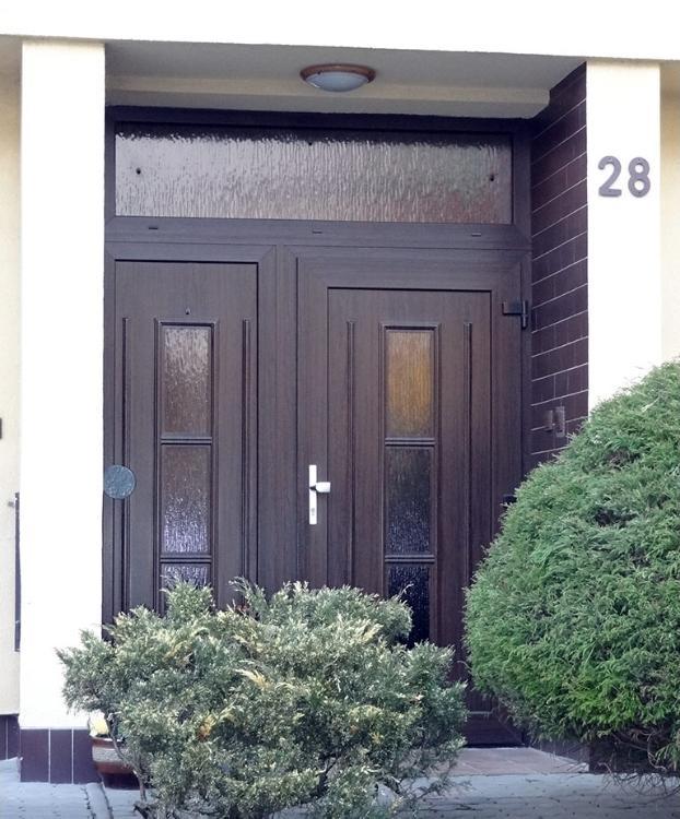 vchodove_dvere_gavaplast - GAVA 161- plastová dveřní výplní