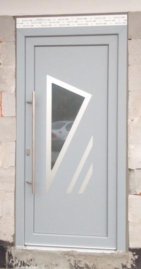vchodove_dvere_gavaplast - GAVA 691L- HPL dveřní výplní