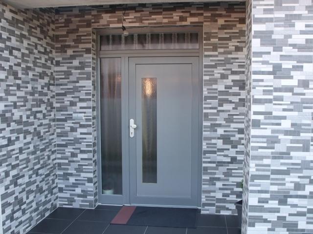 vchodove_dvere_gavaplast - GAVA 913L- HPL dveřní výplní