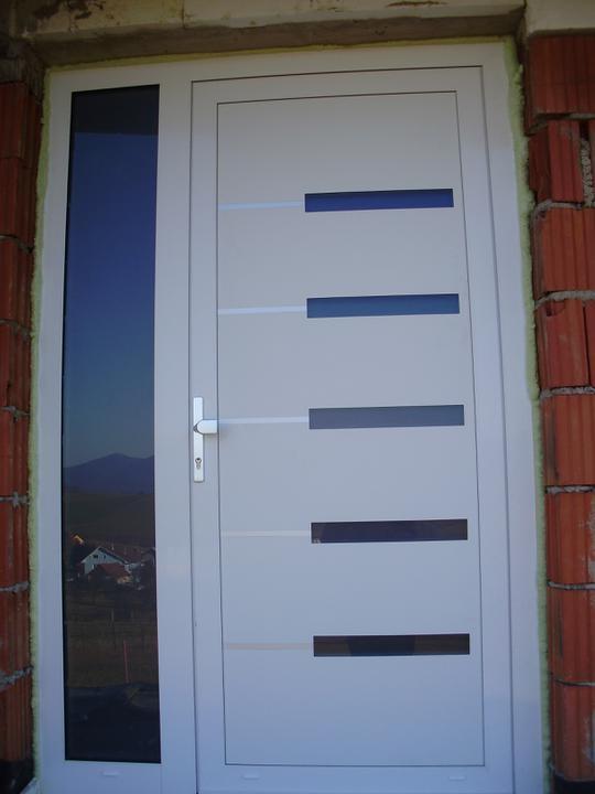 vchodove_dvere_gavaplast - GAVA 953- HPL dveřní výplní