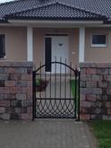GAVA 051- plastová dveřní výplní