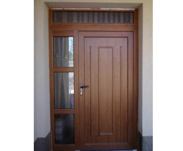 vchodove_dvere_gavaplast - GAVA 150- plastová dveřní výplní