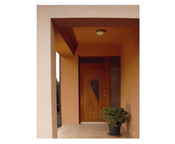 vchodove_dvere_gavaplast - GAVA 091- plastová dveřní výplní