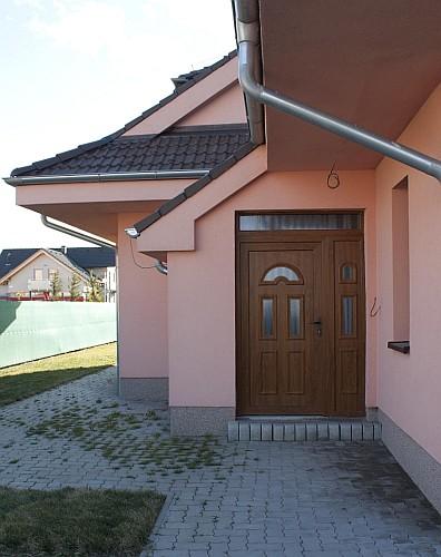 vchodove_dvere_gavaplast - GAVA 032+GAVA 032/2- plastová dveřní výplní