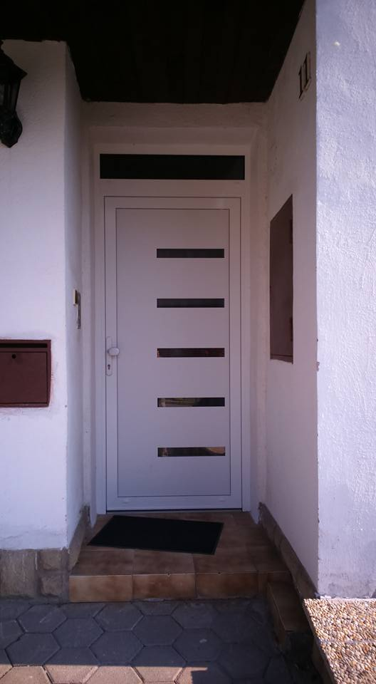 vchodove_dvere_gavaplast - GAVA 916L- HPL dveřní výplní