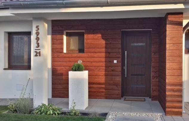 vchodove_dvere_gavaplast - Vchodové dveře s HPL dveřní výplní GAVA 916L
