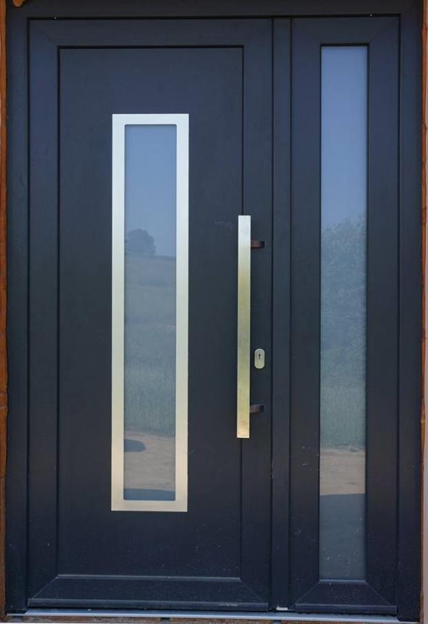 vchodove_dvere_gavaplast - Vchodové dveře s HPL dveřní výplní GAVA 754