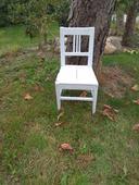 Stará dřevěná židlička,
