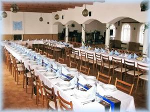 Svadobný stôl
