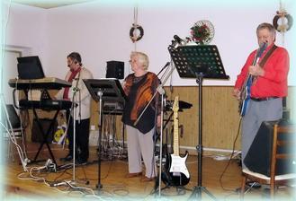 kapela Sonet duo plus