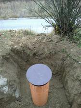 Revizna šachta kanalizacia