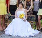 Svatební šaty Jasmine, 46