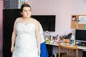 Svatební šaty - ivory 46-48, 46