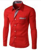 Červená sváteční košile, 42