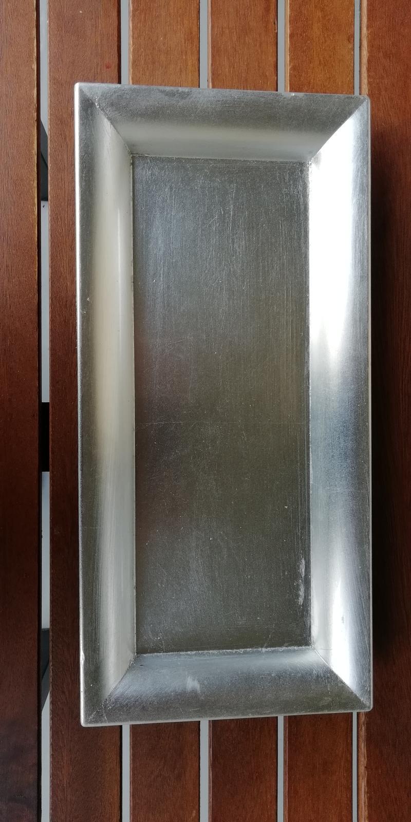 stříbrný podnos - Obrázek č. 2