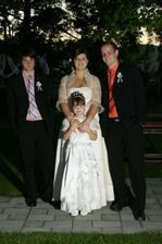 s mojimi bratmi a neterkou